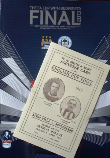 2013 FA Cup Final  Wigan Athletic v Manchester City with an EXCLUSIVE extra!